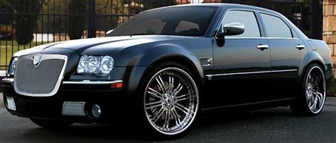 Chrome Rims For Chrysler 300 by Chrysler 300c Custom Wheels