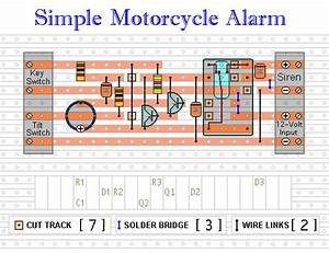 Motorcycle Alarm Number 4