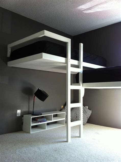 loft bed for small room 30 cool loft beds for small rooms noted list