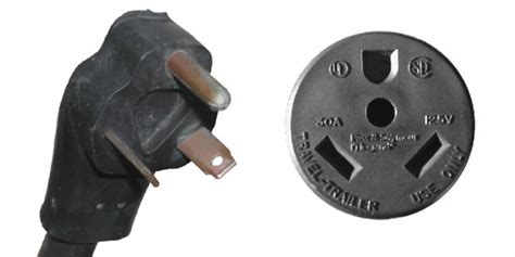 50a Rv Wiring Diagram 120 Volt by The 30 120 Volt 2 Pole 3 Wir
