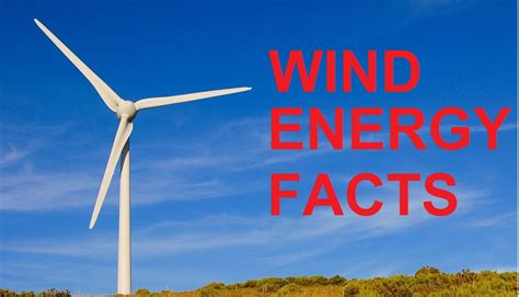 Fun Facts About Wind Power