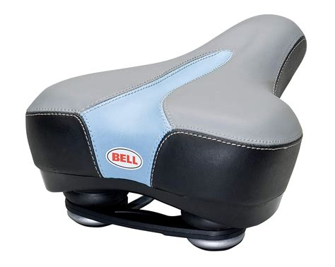 comfortable bicycle seats bell praia womens bicycle seat soft comfort sports