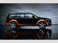 ABT Audi Q7 2006 Widescreen Exotic Car Picture #01 of 28