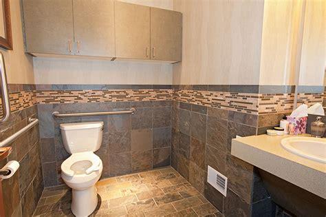 bathroom remodels chariot construction