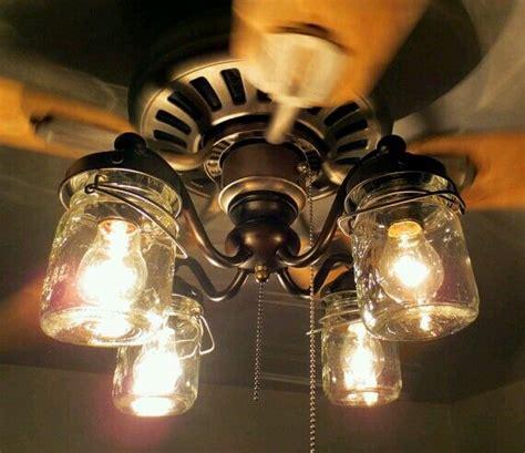 ceiling fan with mason jar lights mason jar ceiling fan tips for installing warisan lighting