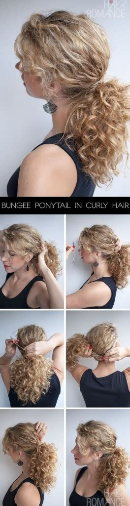 15 incredible hairstyle tutorials for curly hair pretty