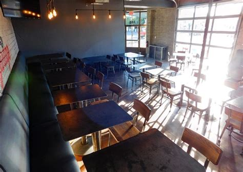the garage eatery quot the garage eatery pub quot to open on 4th ave february 14