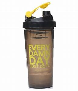 My 60 Minutes Gym Shaker Sipper Bottle  Buy Online At Best Price On Snapdeal