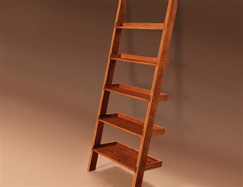 Leaning Tower Of Shelves