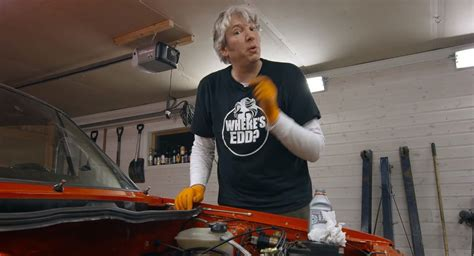 Edd China Returns With A New Show Called 'garage Revival
