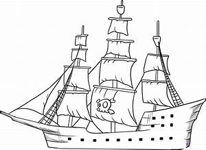 Pirate Ship Pictures for Kids | Activity Shelter