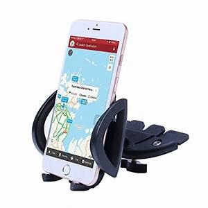 Handyhalterung Auto Samsung Galaxy A5 : ivoler kfz handyhalterung auto phone halter f r cd ~ Jslefanu.com Haus und Dekorationen