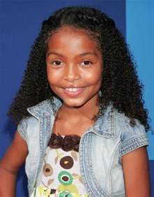 Little Girl Natural Hairstyles Black Hair