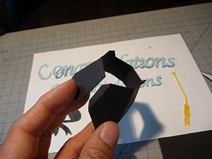graduation pop up card 3d cap tutorial creative pop up With graduation pop up card template