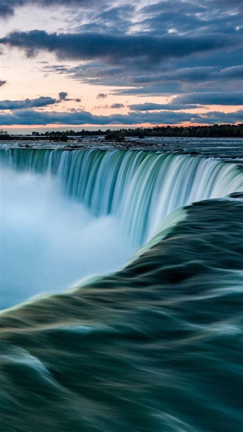 wallpaper niagara falls waterfall  travel