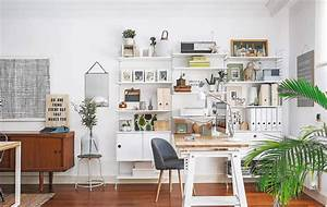 4 modern ideas for your home office decor for Ideas for an office
