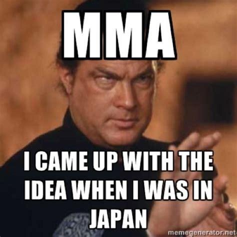 Mma Meme - mma japan meme lol mma pinterest cars mma and steven seagal