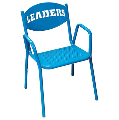 stackable perforated chair terracast productsterracast