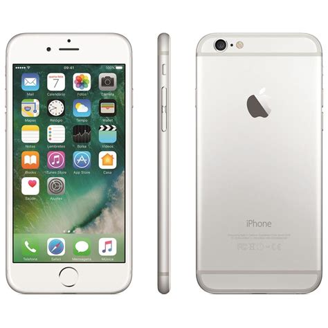 iphone 6 mp3 iphone 6 apple 16gb tela 4 7 ios 8 touch id 17542