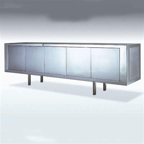 stainless steel credenza brueton product casegoods universus credenza