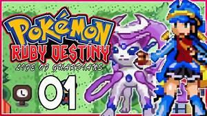 Pokemon Ruby Destiny 3 Life Of Guardians Part 1 Best Rom