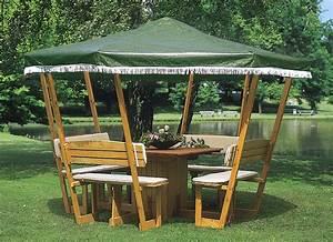 Pavillon Für Garten : pavillon mit zubeh r in 2 farben pavillons bader ~ Michelbontemps.com Haus und Dekorationen