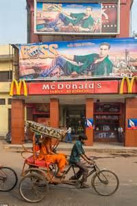 McDonald's Restaurants around the World