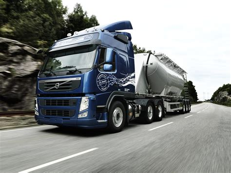 volvo new new volvo fm methanediesel launched autoevolution