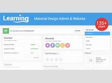 Learning App Learning Management System Template by