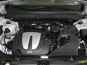 2011 Hyundai Santa Fe Se 3 5 Liter Dohc 24