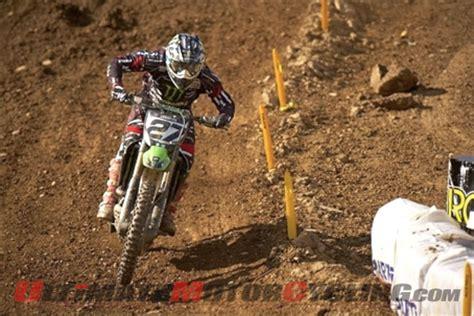 ama motocross standings steel city ama motocross kawasaki report