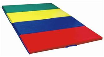Gymnastics Floor Mats by Elr 028 Ecr4kids Tumbling Mat 4 X6