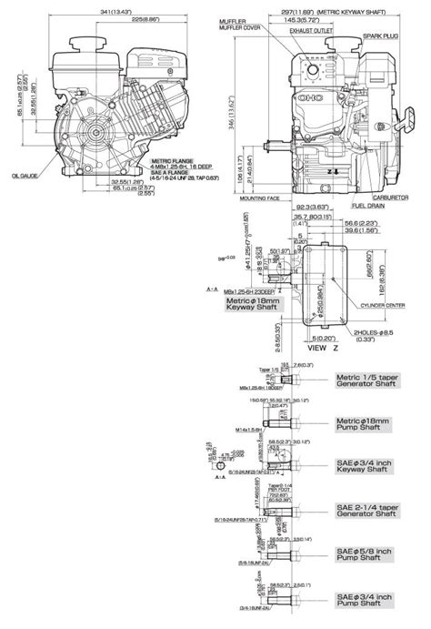 Small Ohc Engine Technical Information Subaru