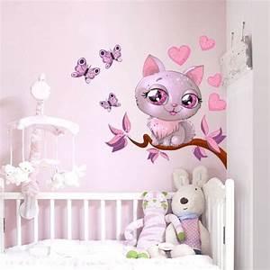stickers toile chambre bb dcoration chambre bb garon et With affiche chambre bébé avec fleurs et chocolats a livrer
