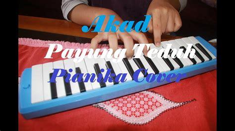 not angka payung teduh pianika lagu akad payung teduh cover by farhana