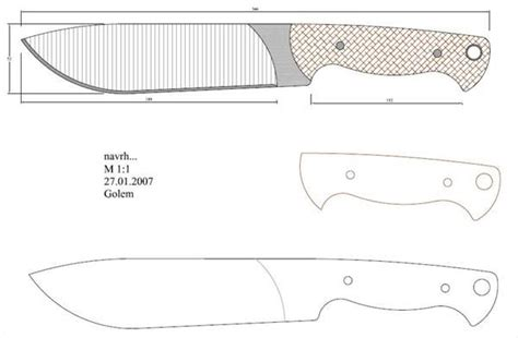 knife templates 159 best images about knife patterns on models 005 and 600