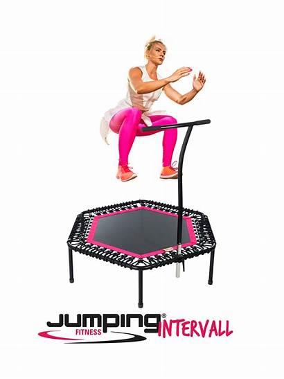 Jumping Fitness Intervall