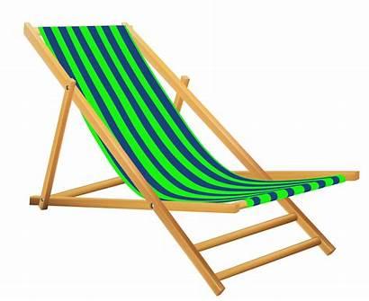 Chair Clipart Transparent Beach Lounge Chairs Summer