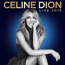 The Dome Cd 2018 : celine dion live 2018 wikipedia ~ Jslefanu.com Haus und Dekorationen