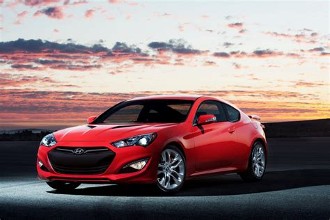 2014 Hyundai Genesis Coupe Gets Equipment Updates, Price