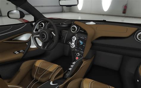 Mclaren 720s Spider Modification by Gta 5 2018 Mclaren 720s Add On Tuning Hq Mod