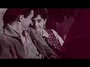 Anne Frank & Peter Van Pels (1959)   If this was a movie ...