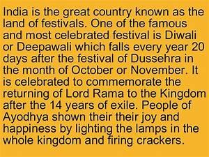 My Hobby English Essay Diwali Essay In English For Class  Health Essay Writing also Importance Of English Language Essay Diwali Essay In English Essay Writing For High Schoolers Diwali  Essay In English Language