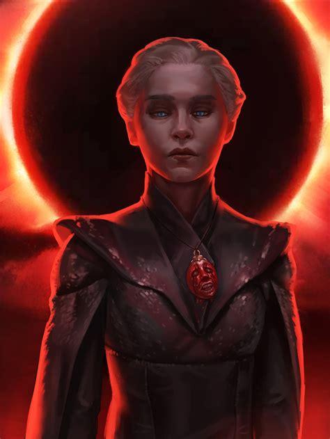 daenerys targaryen  fredrickruntu  deviantart