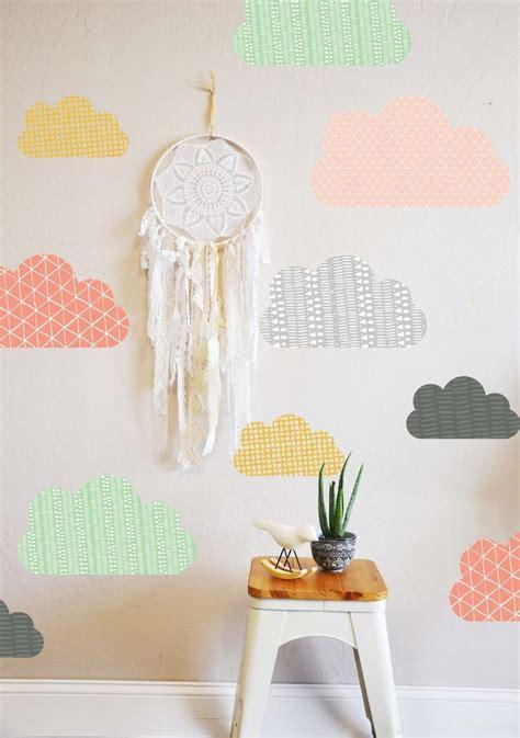 diy wallpaper ideas mommo design