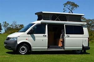 Volkswagen Frontline Vacationer Campervan With Rear Shower