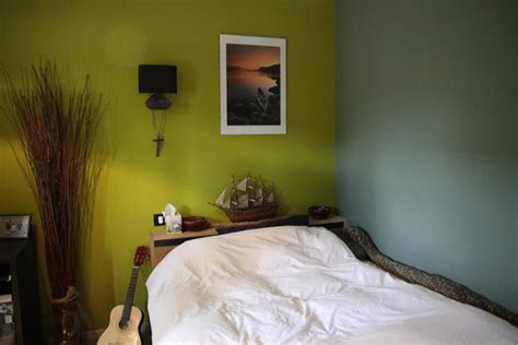 peinture chambre vert et gris beautiful peinture chambre vert et marron photos
