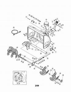 Mtd Snow Thrower Parts