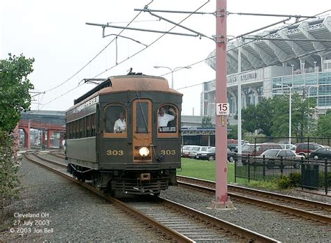 cleveland waterfront heritage trolley