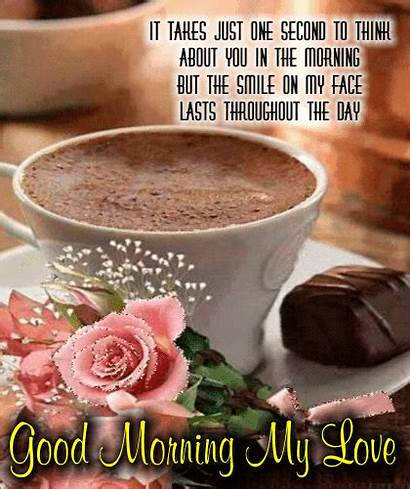 Morning Think Coffee Second Roses Dia 123greetings